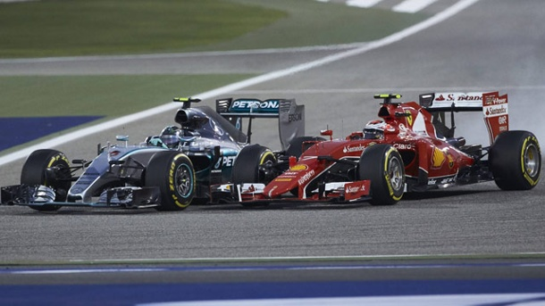 Formel 1: So will Sebastian Vettel in Barcelona Mercedes jagen. Hartes Duell Rad an Rad: Ferrari will in Barcelona Mercedes weiter einheizen.