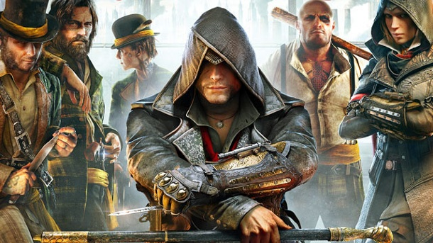 Assassin's Creed: Syndicate - Outfit-DLC braucht viel Platz. Assassin's Creed: Syndicate Action-Adventure von Ubisoft für PC, PS4 und Xbox One (Quelle: Ubisoft)