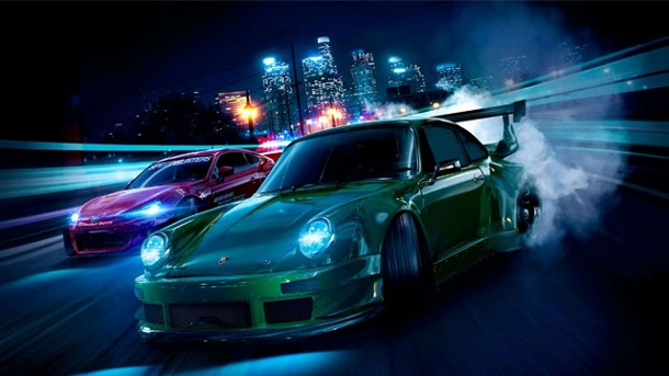 "Need for Speed: Entwickler Ghost Games droht mit ""Showcase""-Update. Need for Speed Rennspiel für PC, PS4 und Xbox One von Ghost Games (Quelle: Electronic Arts)"