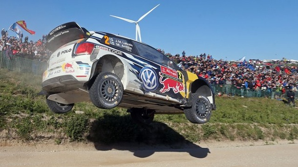 Motorsport: Dreifacherfolg für VW in Portugal - Latvala siegt. VW-Pilot Jari-Matti Latvala gewann in Portugal.