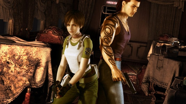 "Resident Evil Zero: Capcom kündigt ""HD Remaster""-Version an. Resident Evil Zero Survival-Horror-Spiel von Capcom (Quelle: Capcom)"
