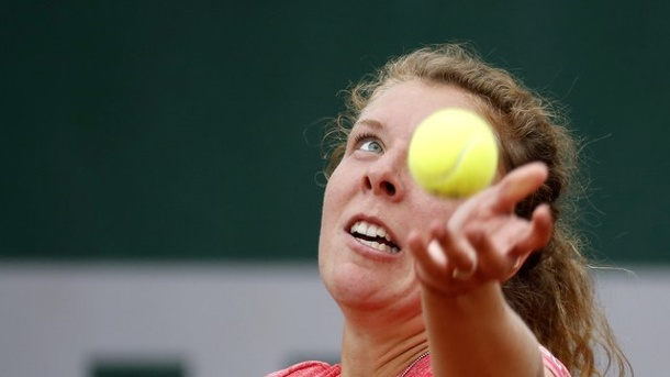 French Open 2015: Friedsam darf sich mit Serena Williams messen. Anna-Lena Friedsam trifft bei den French Open auf Serena Williams.