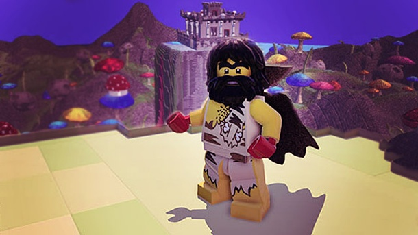 Lego Worlds: Early-Access-Version auf Steam erhältlich. Lego Worlds Bastelspiel für PC (Quelle: Warner Bros.)