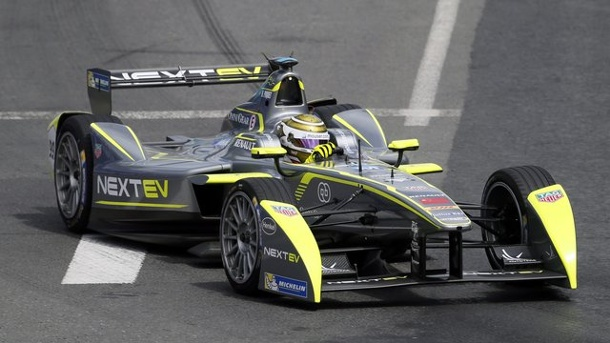 Motorsport - Formel E: Piquet Jr. siegt in Moskau. Nelson Piquet Jr.