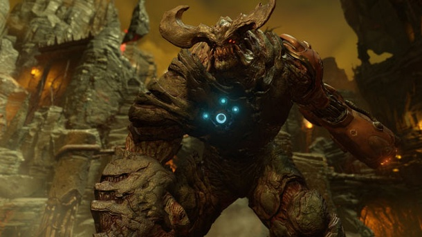 "Doom: Bethesda startet mit ""Closed Alpha""-Test. Doom (Quelle: Bethesda Softworks)"
