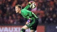 Marc-André ter Stegen, (FC Barcelona, geboren am 30. April 1992) (Quelle: imago/BPI)