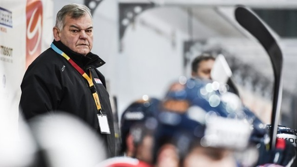Eishockey: Vujtek soll Tschechiens Nationalteam trainieren. Vladimir Vujtek war bereits Nationaltrainer der Slowakei.