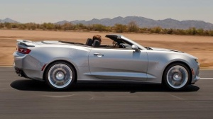 Chevrolet Camaro Convertible: Offene Version des Musclecars kommt 2016