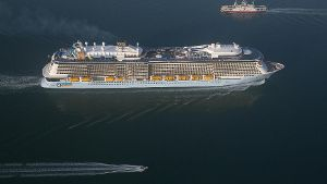 Das ist die Anthem of the Seas.