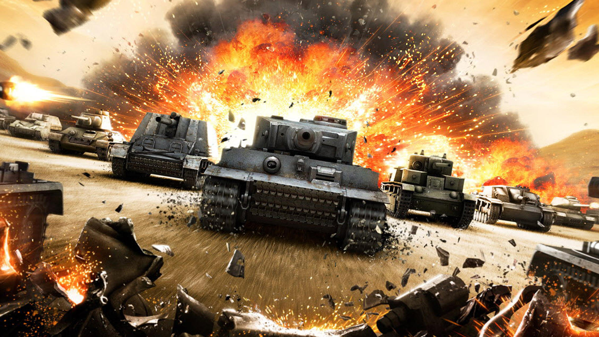 World of Tanks für PS4: Wargaming nennt Betatest-Termin