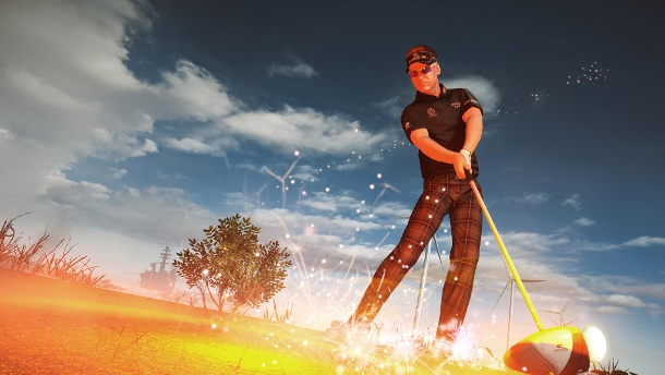 Rory McIlroy PGA Tour: EA Sports bringt Reboot der Golf-Simulation. Rory McIlroy PGA Tour Golf-Simulation von EA Sports für Xbox One und PS4 (Quelle: EA Sports)