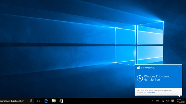 Windows 10: Microsoft verhilft Pop-Ups zum Comeback
