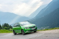 skoda fabia combi autotest gro e klappe viel dahinter. Black Bedroom Furniture Sets. Home Design Ideas