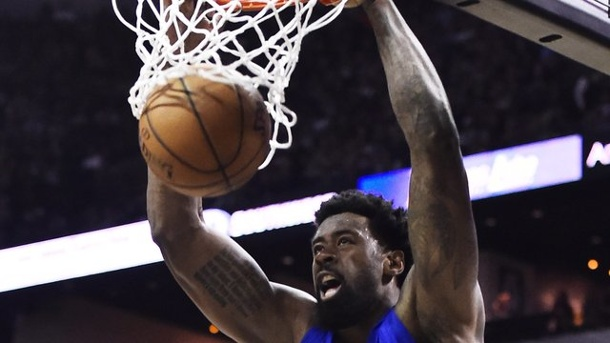 Basketball - Medien: Dallas holt DeAndre Jordan von den Clippers. NBA-Star DeAndre Jordan wechselt zu den Dallas Mavericks.