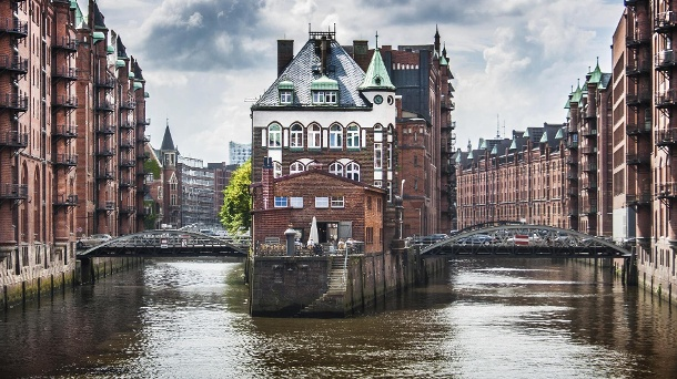 Hamburger Speicherstadt ist jetzt Unesco-Weltkulturerbe . Die Speicherstadt im Hamburger Hafen. (Quelle: Thinkstock by Getty-Images)