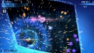 Geometry Wars 3: Dimensions Arcade-Actionspiel von Lucid Games (Quelle: Richard Löwenstein)