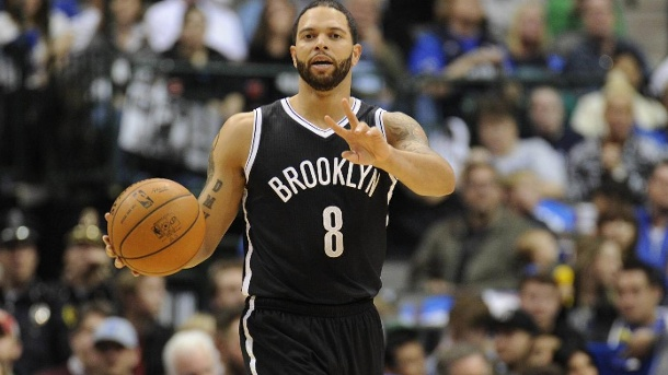 NBA: Dallas Mavericks holen Deron Williams aus Brooklyn. Deron Williams, Point-Guard der Brooklyn Nets, tauscht in der kommenden NBA-Saison das Trikot und geht nach Dallas.  (Quelle: imago/ZUMA Press)