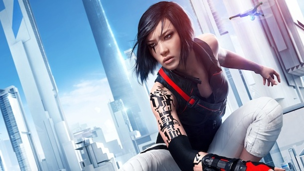 """Mirror's Edge: Catalyst"": Flow-Erlebnis mit Faith. Mirror's Edge Catalyst Actionspiel für PC, PS4 und Xbox One von Dice (Quelle: Electronic Arts)"