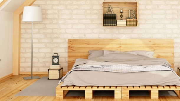 m bel aus paletten selber bauen oder kaufen. Black Bedroom Furniture Sets. Home Design Ideas