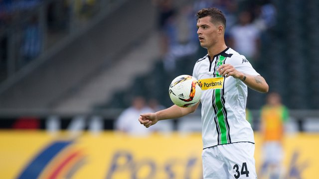 borussia m nchengladbach xhaka und co geben den ton an. Black Bedroom Furniture Sets. Home Design Ideas