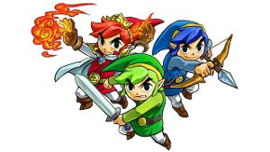 The Legend of Zelda: Triforce Heroes Koop-Adventure von Nintendo für 3DS