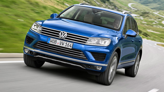 vw touareg vw nimmt den hybrid suv vom markt. Black Bedroom Furniture Sets. Home Design Ideas