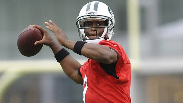 NFL: Teamkamerad bricht Jets-Quarterback Geno Smith bei Prügelei den Kiefer. Vorerst außer Gefecht: Jets-Quarterback Geno Smith. (Quelle: imago/Zuma Press)