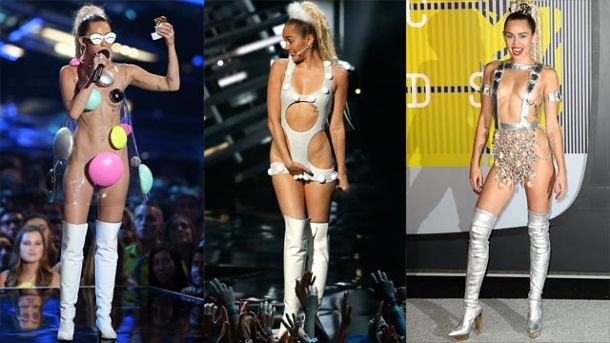 Miley Cyrus bei den MTV Music Awards