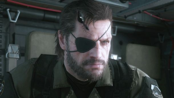 Metal Gear Solid 5: The Phantom Pain Stealth-Actionspiel für PC, PS3, PS4, Xbox 360 und Xbox One von Konami (Quelle: Konami)