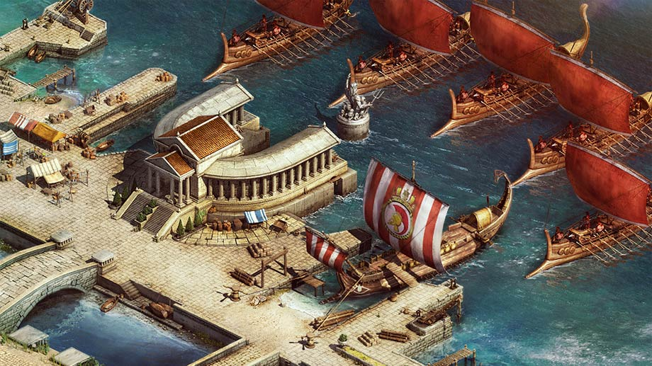 Sparta: War of Empires (Quelle: Plarium)