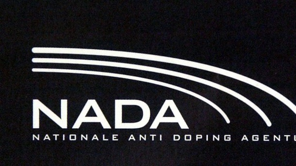 Doping: NADA hebt Standards bei Dopingtests. Das Signet der Nationalen Anti-Doping-Agentur.