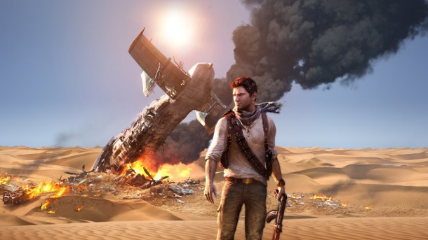 Test zu Uncharted: The Nathan Drake Collection . Uncharted: The Nathan Drake Collection von Naughty Dog für PS4 (Quelle: Sony)