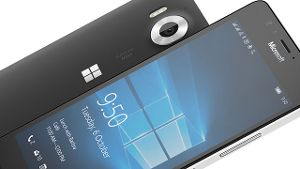 Das Lumia 950 läuft mit Windows 10