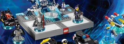 Lego Dimensions von WB Games für Xbox 360, Xbox One, PS3, PS4, WiiU (Quelle: WB Games)