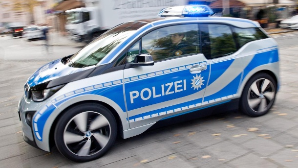 polizei in bayern f hrt jetzt bmw i3. Black Bedroom Furniture Sets. Home Design Ideas