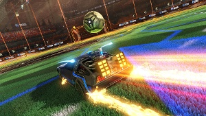 Rocket League: Psyonix bringt Hot Wheels-Auto-DLC