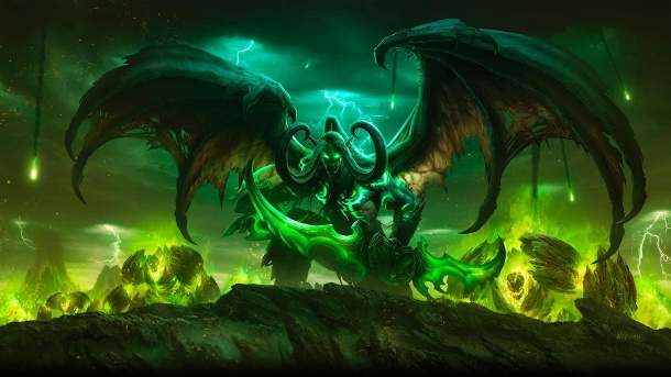 WoW: Legion - Die sechste Erweiterung startet in Europa. World of Warcraft: Legion - Blizzard hat die sechste Erweiterung für sein Online-Rollenspiel veröffentlicht (Quelle: Blizzard Entertainment)