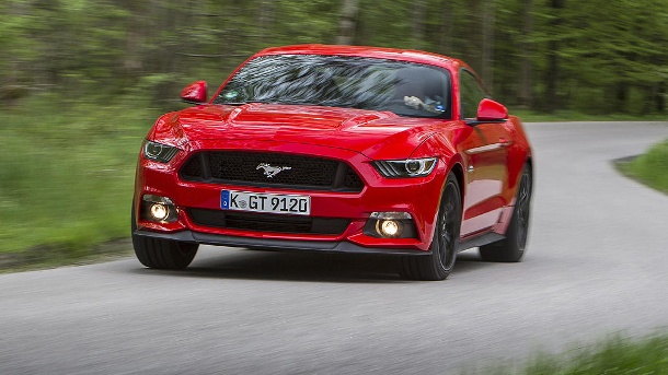 Ford Mustang GT Fastback im Test. Ford Mustang (Quelle: Hersteller)