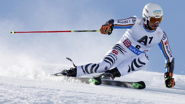 Ski alpin: Felix Neureuther verpasst in Sölden das Podest. DSV-Star Felix Neureuther. (Quelle: AP/dpa)