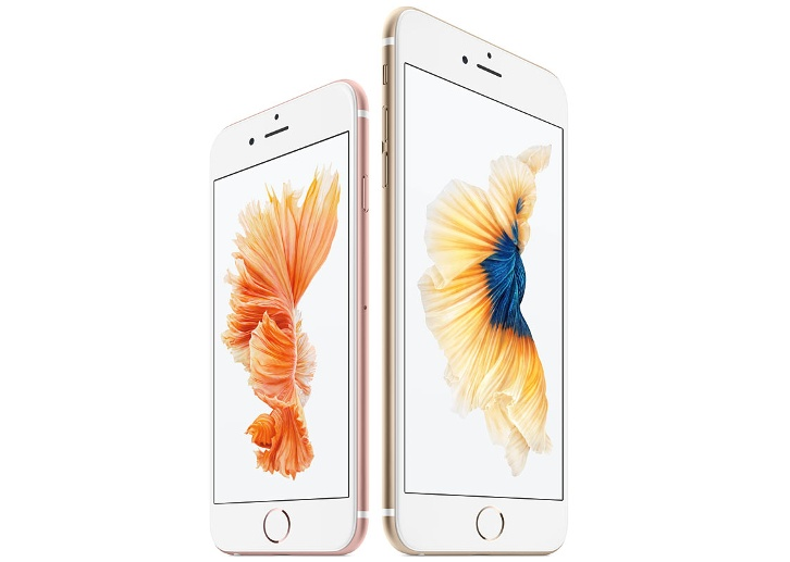 Apple iPhone 6s / iPhone 6s Plus (Quelle: Hersteller)