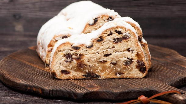 Backen: So gelingt der Stollen. Christ-Stollen (Quelle: Thinkstock by Getty-Images)