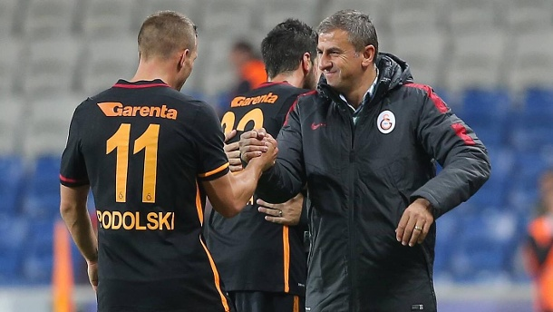 Galatasaray und Hamzaoglu trennen sich. Turkey superlig match between Basaksehir and Galatasaray at Fatih Terim Stadium in Istanbul Turkey (Quelle: imago/Seskim Photo)