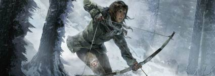 Artwork zu Rise of the Tomb Raider (Quelle: Square Enix)