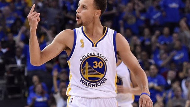 NBA-Ergebnisse: Golden State Warriors bauen Rekord aus. Stephen Curry erzielte 41 Punkte für die Golden State Warriors.
