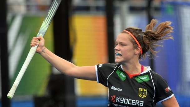 Hockey: Hockey-Damen beim World-League-Finale ohne Stapenhorst. Charlotte Stapenhorst wird den Hockey-Damen fehlen.