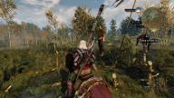 The Witcher 3 Action-Rollenspiel von Bandai Namco (Quelle: Medienagentur plassma)