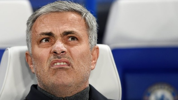 """FC Chelsea entlässt """"The Special One"""" Jose Mourinho. JoséMourinho wurde beim FC Chelsea entlassen."""