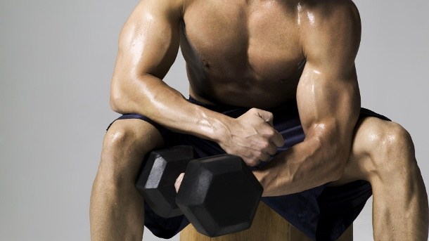 Fitness: Arme wie Rambo. So bekommen Sie Arme wie Rambo. (Quelle: Thinkstock by Getty-Images)
