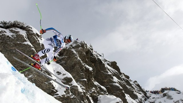 Ski alpin: Sander in Wengen wieder in Top 15. Andreas Sander belgte in Wengen den 13.