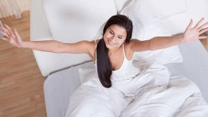 So sorgen Sie für ein milbenfreies Bett. (Quelle: Thinkstock by Getty-Images)